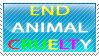 End Animal Cruelty by EligoDesign