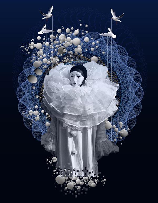 Pierrot by EligoDesign