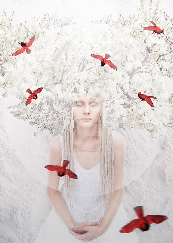 White Spring by EligoDesign