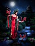 Princess and the Water Dragons
