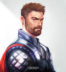 Thor Odinson (Avengers : End Game)