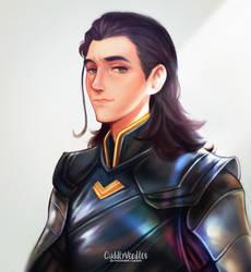 Loki Laufeyson (Avengers: Infinity War)