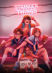 Stranger Things 3 : Scoops Troop #85