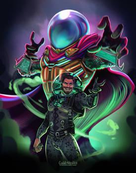 Mysterio: King of illusion (Spider-Man FFH) #862
