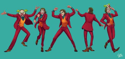 Joker Sketches /01