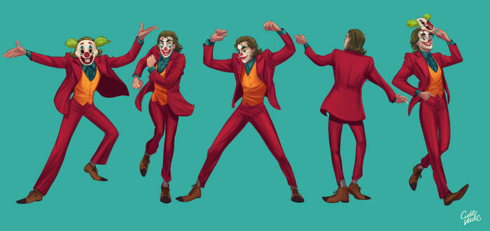 Joker Sketches /01
