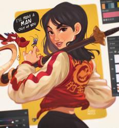 Mulan (Ralph Breaks The Internet)