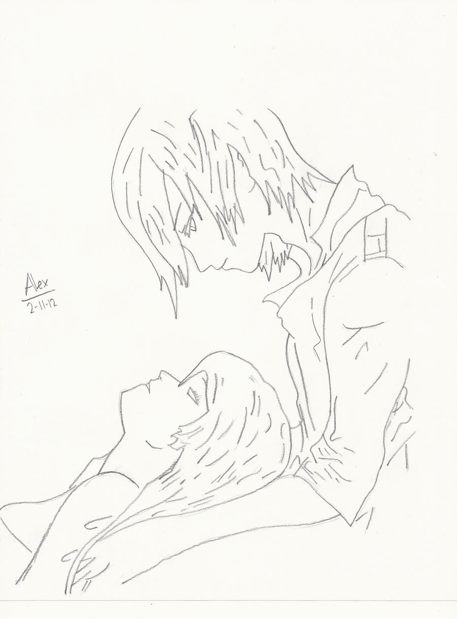 Sad anime couple by zchaoskid sad anime couple by zchaoskid