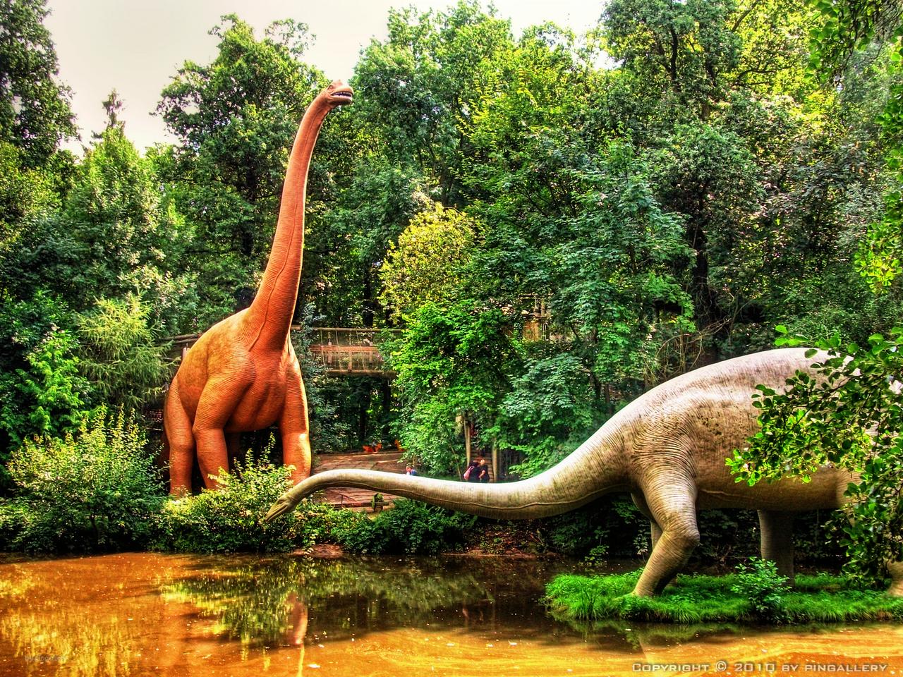 dinisaur park