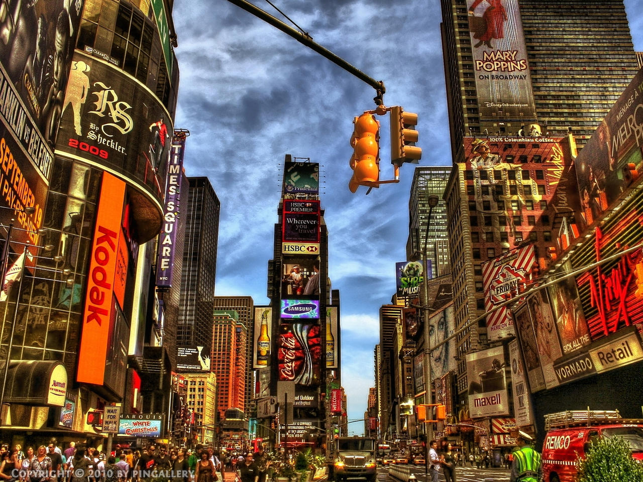 Times square i by pingallery
