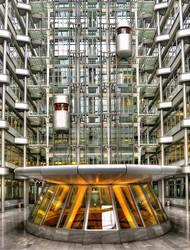 Berlin - Ludwig Erhard House by pingallery