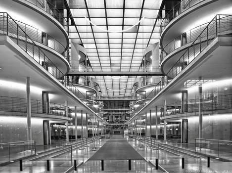 Berlin-Parliament Buildings II by pingallery