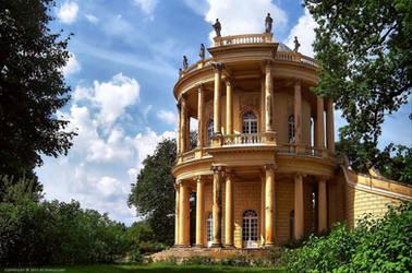 Potsdam-Belvedere on Klausberg by pingallery