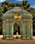 Potsdam - Gitterpavillon