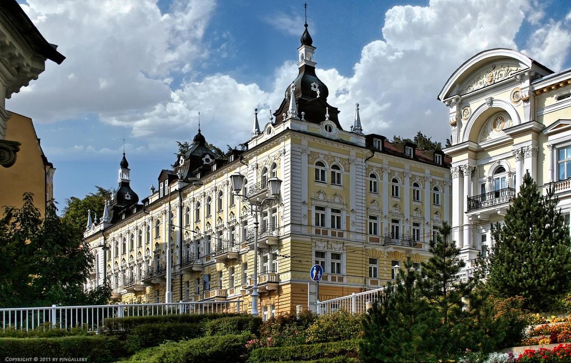 Marianske Lazne - Tschechien 4 by pingallery