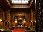 Here meets the Hamburg Senate