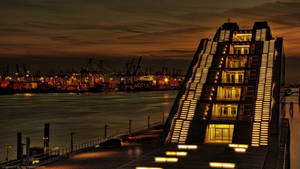 Port Pyramid - Hamburg