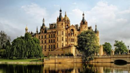 Germany - Schwerin Castle by pingallery