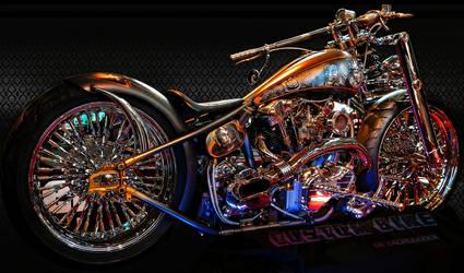 Custom Bike by pingallery