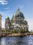 Berlin Cathedral Water Side I