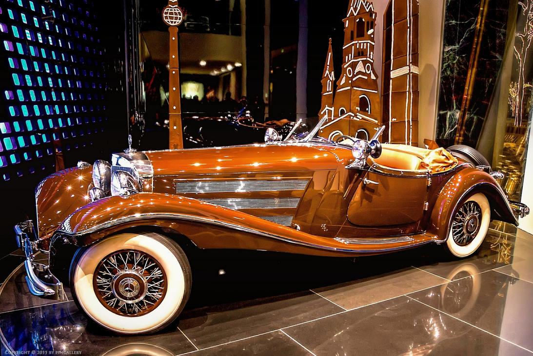 Oldtimer - Mercedes by pingallery on DeviantArt