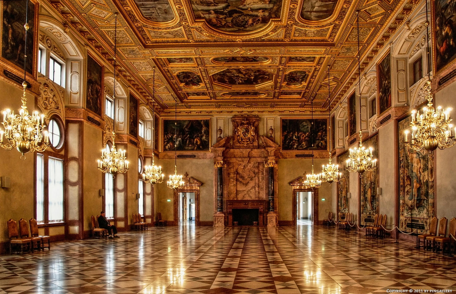 muenchen residenzgolden hall by pingallery on deviantart