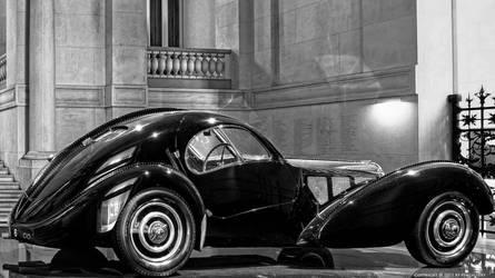 Oldtimer - Bugatti I by pingallery