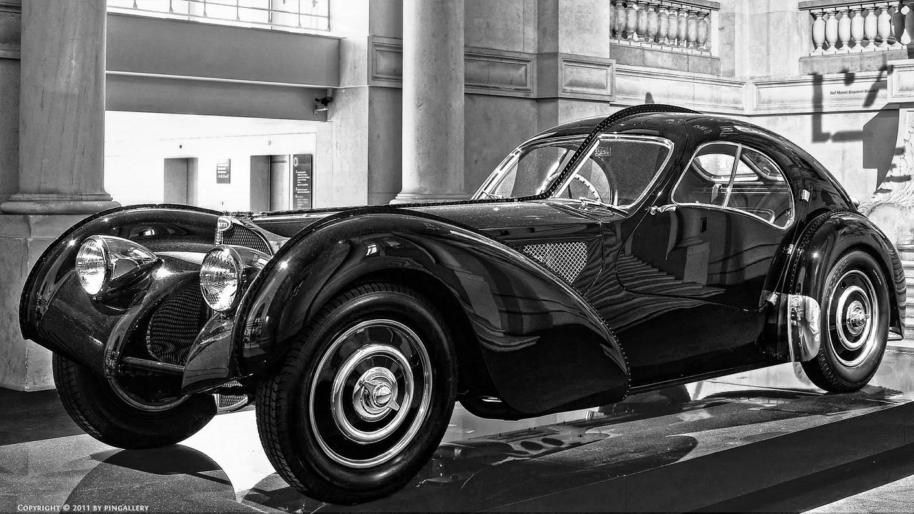 Oldtimer - Bugatti II by pingallery on DeviantArt