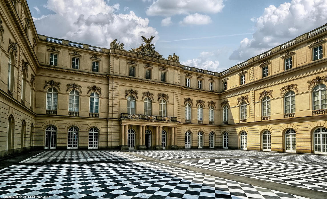 Bayern-Castle Herrenchiemsee 1 by pingallery