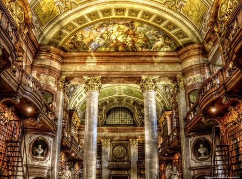 Austrian National Library 2