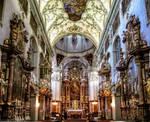 Salzburg - Stift Sankt Peter
