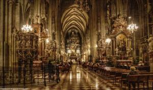 Stephansdom in Vienna 1