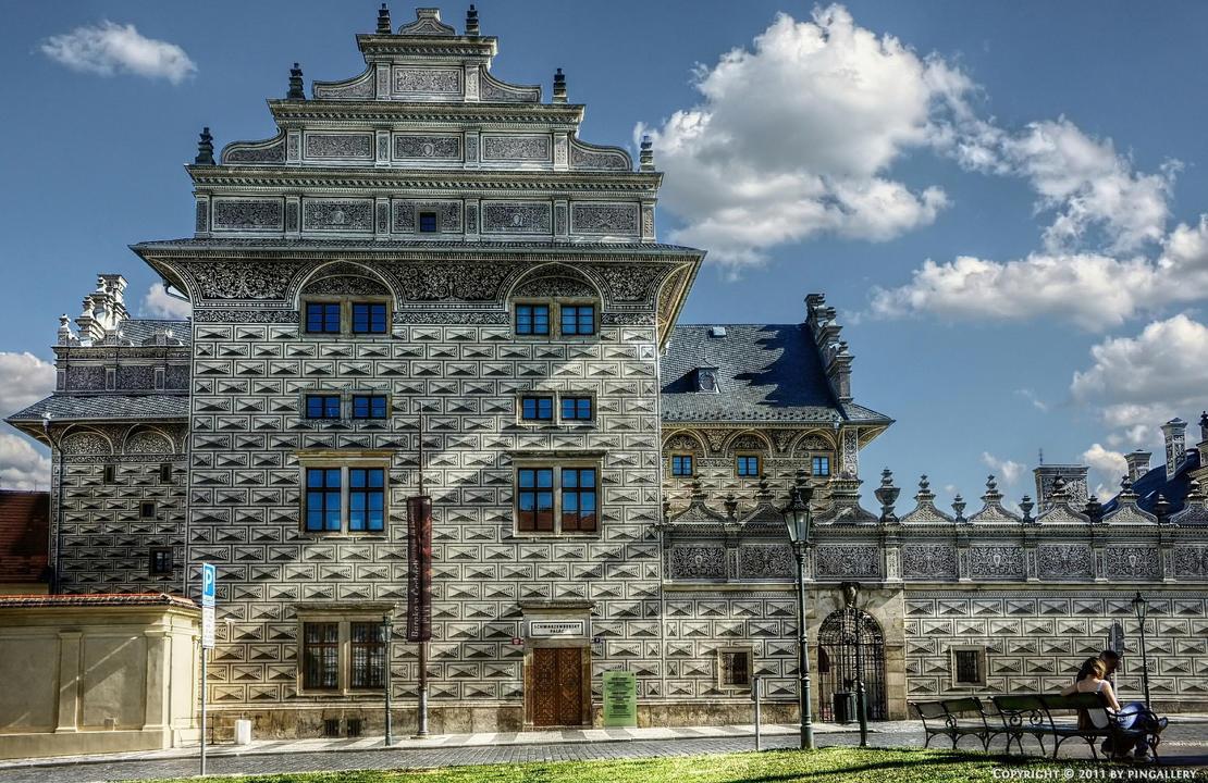 Prag - Palais Schwarzenberg by pingallery