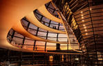 Berlin - Reichstag Dome II
