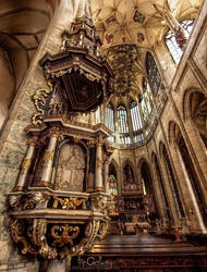 Dom of St. Barbara IV by pingallery