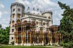 Castle Hluboka nad Vltavou IV by pingallery