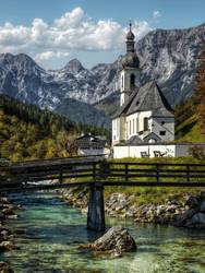 Parish Church of St. Sebastian by pingallery