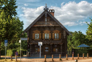 Potsdam - Alexandrowka by pingallery