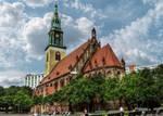 Berlin - St. Marys Church