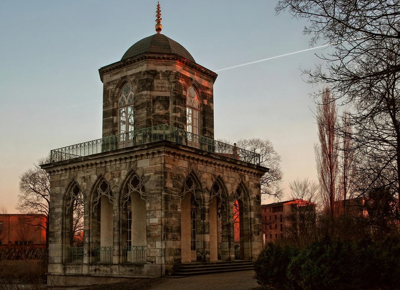 Gothic Library - Potsdam by pingallery