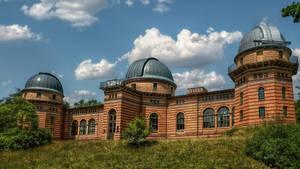 Potsdam - Telegrafenberg Michelsonhaus