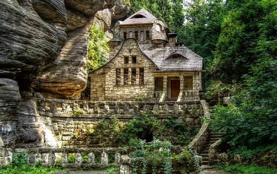 Wildly romantic House I