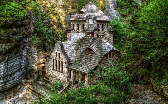 Wildly romantic House II