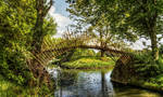Woerlitzer Park - Sun Bridge