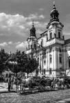 Prague - Church of St Nicholas I