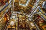 Eosander chapel at Charlottenburg Palace I