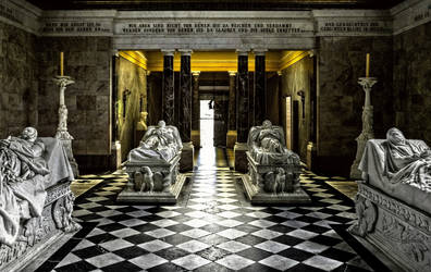 Berlin - Tombs of the Prussian Royal Family