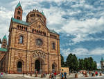 The Cathedral to Speyer I