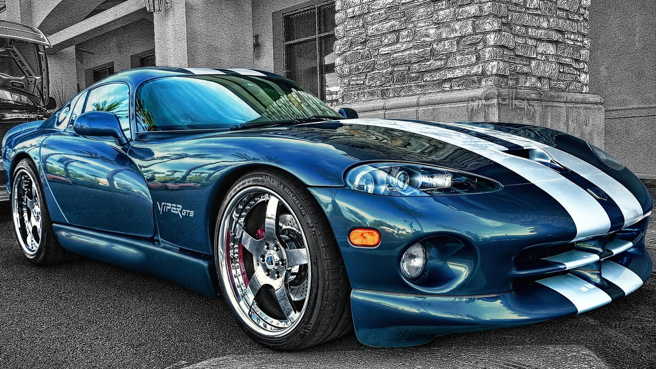 Dodge Viper GTS by pingallery
