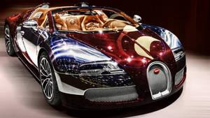 Bugatti Veyron by pingallery